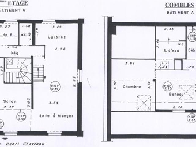 vente aux ench res un appartement paris 20 me n 33024 licitor. Black Bedroom Furniture Sets. Home Design Ideas